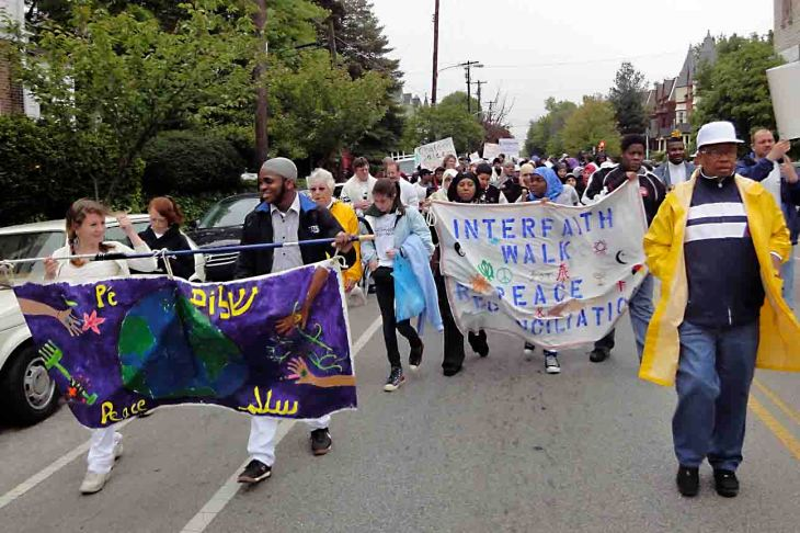 Peace Walk Image